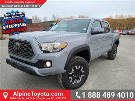 2021 Toyota Tacoma Base (Stk: X251320) in Cranbrook - Image 1 of 26