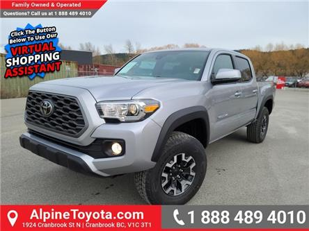 2021 Toyota Tacoma Base (Stk: X251638) in Cranbrook - Image 1 of 26