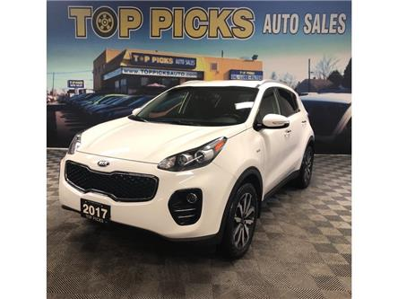 2017 Kia Sportage EX (Stk: 092401) in NORTH BAY - Image 1 of 30