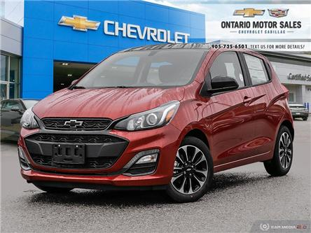 2021 Chevrolet Spark 1LT Manual (Stk: 1714625) in Oshawa - Image 1 of 18