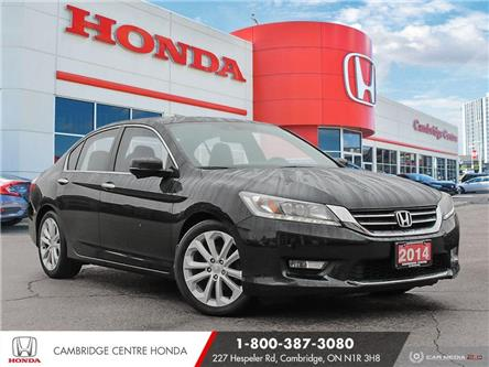2014 Honda Accord Touring (Stk: 21370A) in Cambridge - Image 1 of 27