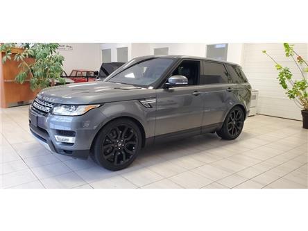 2017 Land Rover Range Rover Sport DIESEL Td6 HSE (Stk: 6011) in Edmonton - Image 1 of 22