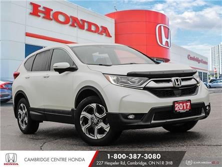 2017 Honda CR-V EX (Stk: 21233A) in Cambridge - Image 1 of 27