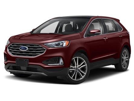 2020 Ford Edge Titanium (Stk: LBB65464) in Wallaceburg - Image 1 of 9