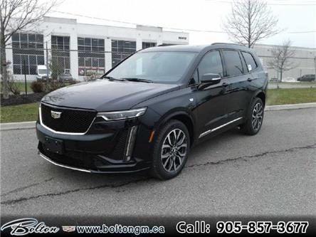 2021 Cadillac XT6 Sport (Stk: 130377) in Bolton - Image 1 of 15