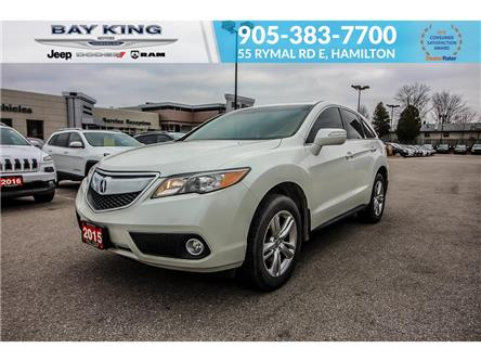 2015 Acura RDX Base (Stk: 217538A) in Hamilton - Image 1 of 27