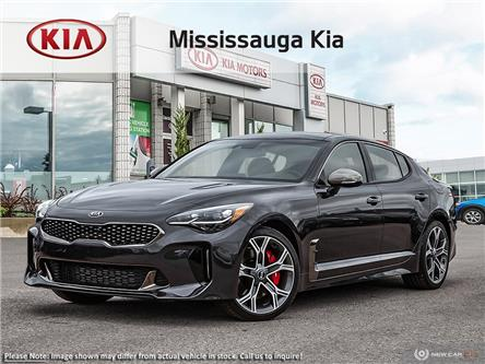 2021 Kia Stinger GT Limited w/Red Interior (Stk: ST21005D) in Mississauga - Image 1 of 24