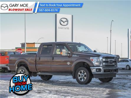 2012 Ford F-350 Lariat (Stk: ML0496) in Lethbridge - Image 1 of 28