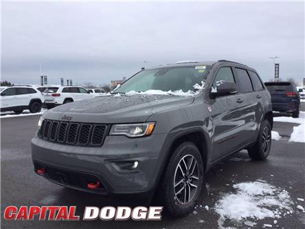 2021 Jeep Grand Cherokee Trailhawk (Stk: M00088) in Kanata - Image 1 of 30