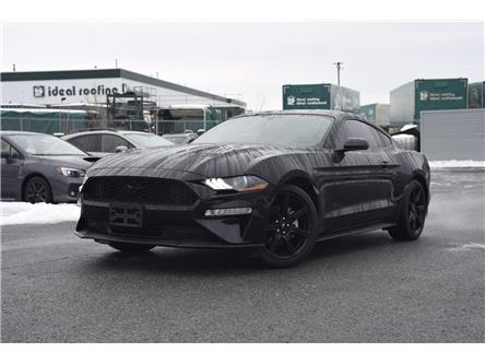2019 Ford Mustang EcoBoost Premium (Stk: SL680A) in Ottawa - Image 1 of 26