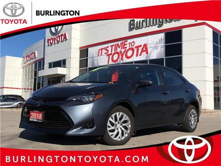 2018 Toyota Corolla LE (Stk: U11327) in Burlington - Image 1 of 17