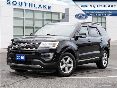 2016 Ford Explorer XLT (Stk: 31076A) in Newmarket - Image 1 of 28