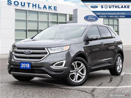 2018 Ford Edge Titanium (Stk: P51488) in Newmarket - Image 1 of 28