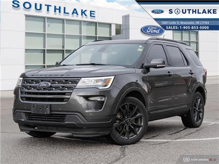 2019 Ford Explorer XLT (Stk: P51496) in Newmarket - Image 1 of 28