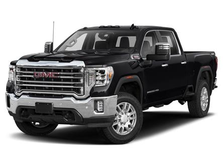2021 GMC Sierra 2500HD SLT (Stk: F144891) in PORT PERRY - Image 1 of 9