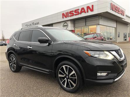 2018 Nissan Rogue SL (Stk: P2759) in Cambridge - Image 1 of 30