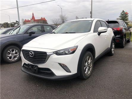 2017 Mazda CX-3 GS (Stk: 20p050a) in Kingston - Image 1 of 2