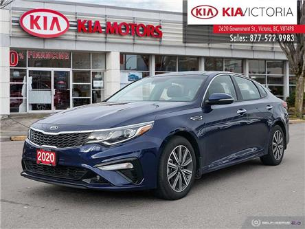 2020 Kia Optima EX+ (Stk: OP20-225) in Victoria - Image 1 of 8