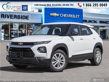 2021 Chevrolet TrailBlazer LS (Stk: 21-073) in Brockville - Image 1 of 23