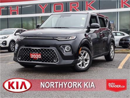 2020 Kia Soul  (Stk: P0287) in Toronto - Image 1 of 26