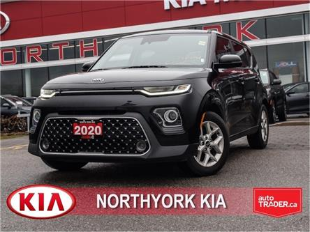 2020 Kia Soul  (Stk: P0286) in Toronto - Image 1 of 27