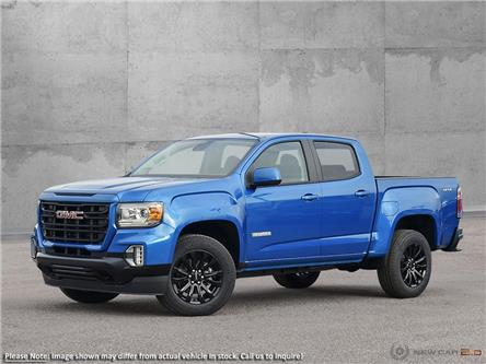 2021 GMC Canyon Elevation (Stk: 21T034) in Williams Lake - Image 1 of 23
