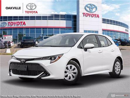 2021 Toyota Corolla Hatchback Base (Stk: 21189) in Oakville - Image 1 of 23