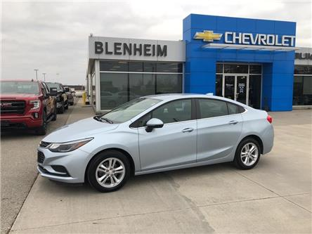 2018 Chevrolet Cruze LT Auto (Stk: 0B114A) in Blenheim - Image 1 of 19