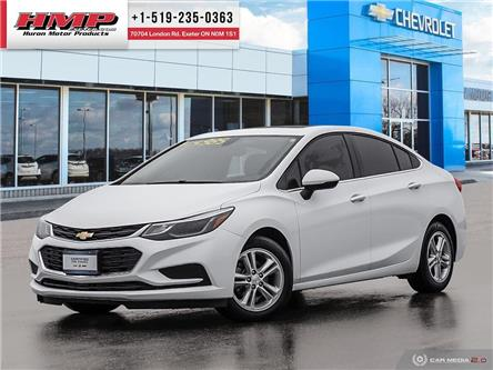 2018 Chevrolet Cruze LT Auto (Stk: 83004) in Exeter - Image 1 of 28