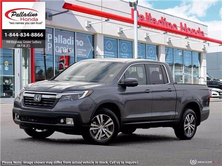 2020 Honda Ridgeline EX-L (Stk: 22914) in Greater Sudbury - Image 1 of 21