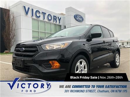 2018 Ford Escape S (Stk: V19901A) in Chatham - Image 1 of 23