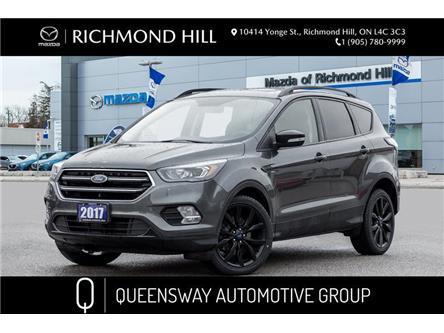 2017 Ford Escape Titanium (Stk: P0531A) in Richmond Hill - Image 1 of 22