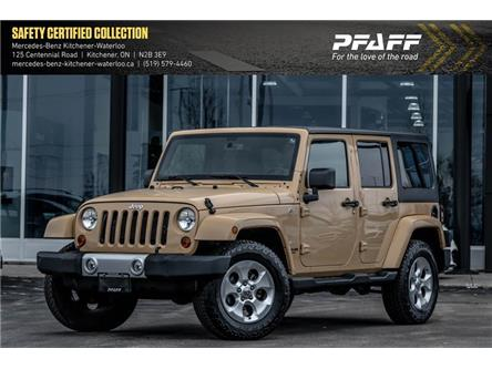 2013 Jeep Wrangler Unlimited Sahara (Stk: 39664A) in Kitchener - Image 1 of 21