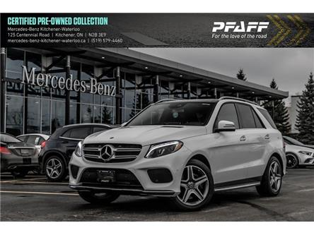 2018 Mercedes-Benz GLE 400 Base (Stk: K4179) in Kitchener - Image 1 of 20