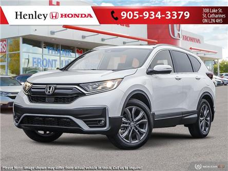 2021 Honda CR-V Sport (Stk: H19309) in St. Catharines - Image 1 of 23