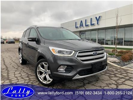 2018 Ford Escape Titanium (Stk: 8411A) in Tilbury - Image 1 of 21