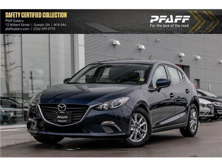 2014 Mazda Mazda3 Sport GS-SKY (Stk: S00863A) in Guelph - Image 1 of 22
