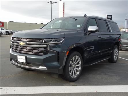 2021 Chevrolet Suburban Premier (Stk: 1200930) in Langley City - Image 1 of 6