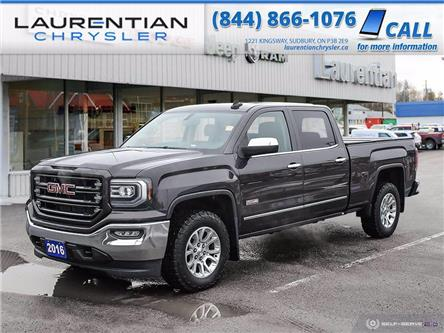 2016 GMC Sierra 1500 SLE (Stk: 20005A) in Sudbury - Image 1 of 27