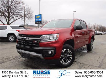 2021 Chevrolet Colorado Z71 (Stk: 21S014) in Whitby - Image 1 of 26