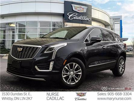 2021 Cadillac XT5 Premium Luxury (Stk: 21K058) in Whitby - Image 1 of 26
