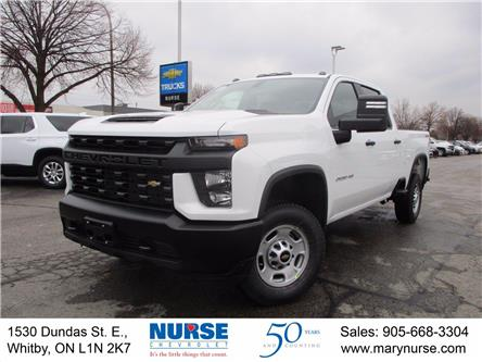 2021 Chevrolet Silverado 2500HD Work Truck (Stk: 21P051) in Whitby - Image 1 of 22