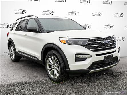 2021 Ford Explorer XLT (Stk: S1010) in St. Thomas - Image 1 of 26