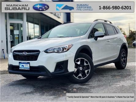 2018 Subaru Crosstrek  (Stk: U-2405) in Markham - Image 1 of 26