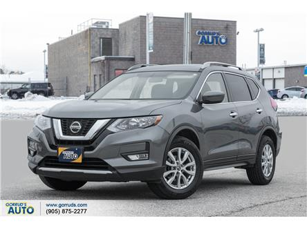 2018 Nissan Rogue SV (Stk: 833100) in Milton - Image 1 of 20