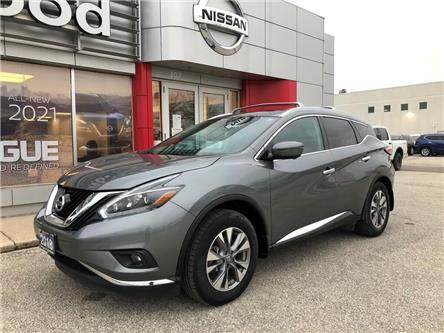 2018 Nissan Murano SL (Stk: 4670A) in Collingwood - Image 1 of 16