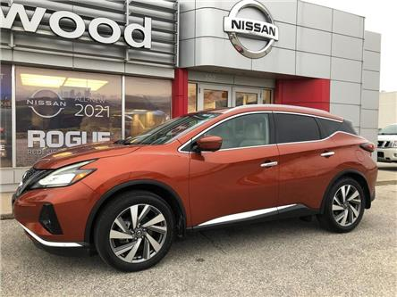2019 Nissan Murano SL (Stk: P4695A) in Collingwood - Image 1 of 17