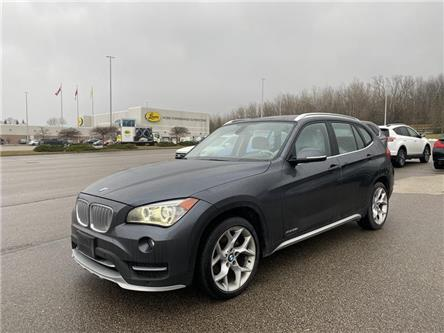 2015 BMW X1 xDrive28i (Stk: P1720-1) in Barrie - Image 1 of 11