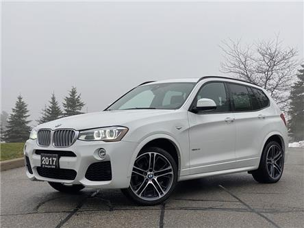 2017 BMW X3 xDrive28i (Stk: P1736) in Barrie - Image 1 of 18
