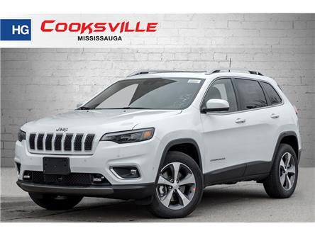 2021 Jeep Cherokee Limited (Stk: MD130191) in Mississauga - Image 1 of 23